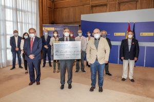 Asprona desarrollará un proyecto para favorecer la inserción laboral de personas con discapacidad en el sector aeronáutico